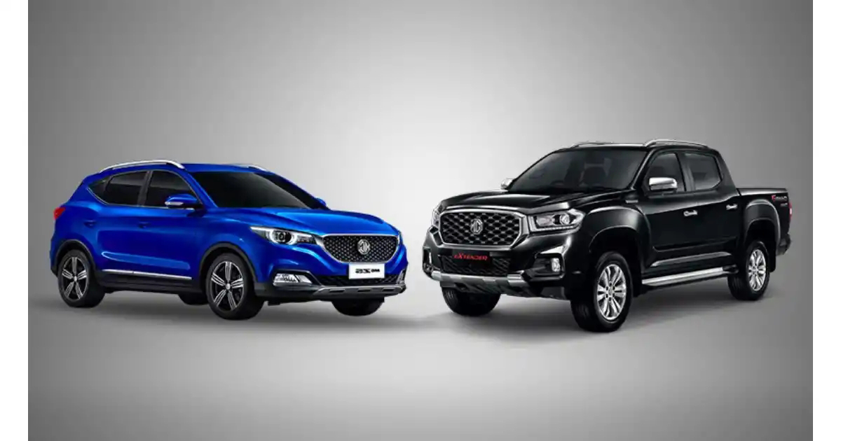 Morris Garage (MG Motor) UK will launch MG Extender and SUV RX8 in Pakistan from next year