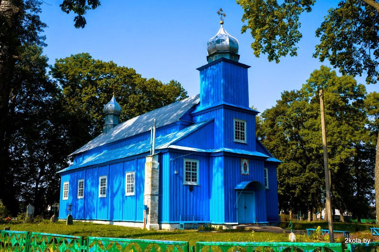 Церковь Покровская д. Гончары