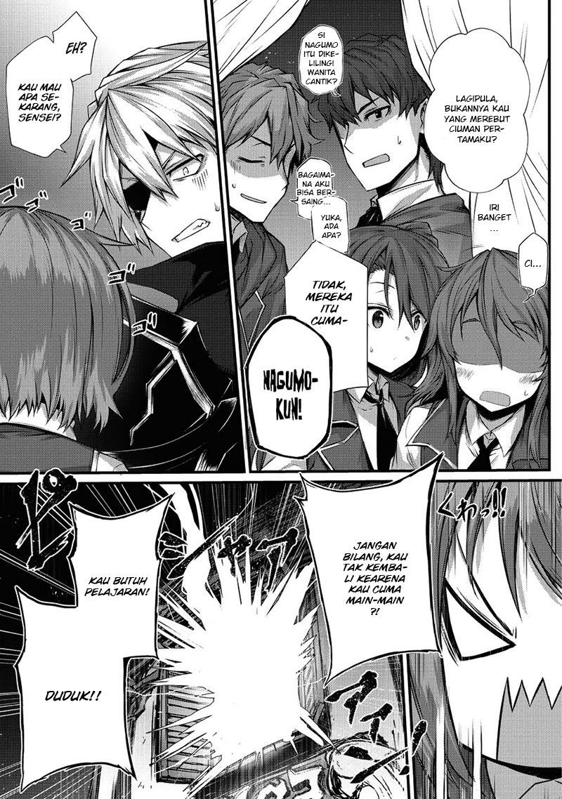 Arifureta Shokugyou de Sekai Saikyou: Chapter 29 - Page 9