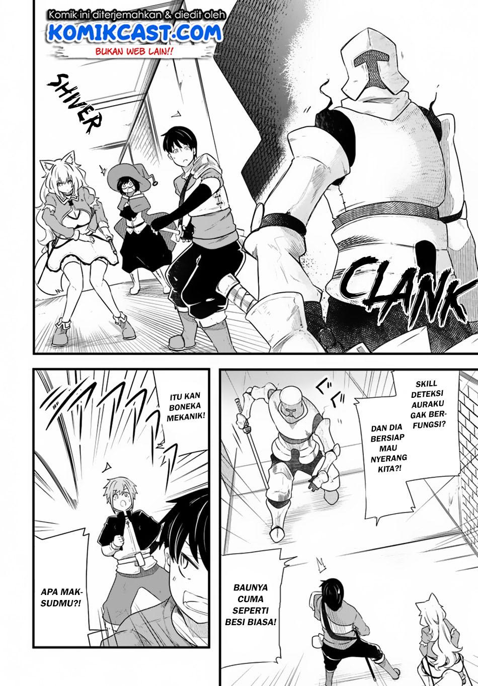 Seichou Cheat de Nandemo Dekiru you ni Natta ga, Mushoku dake wa Yamerarenai you desu: Chapter 24 - Page 11