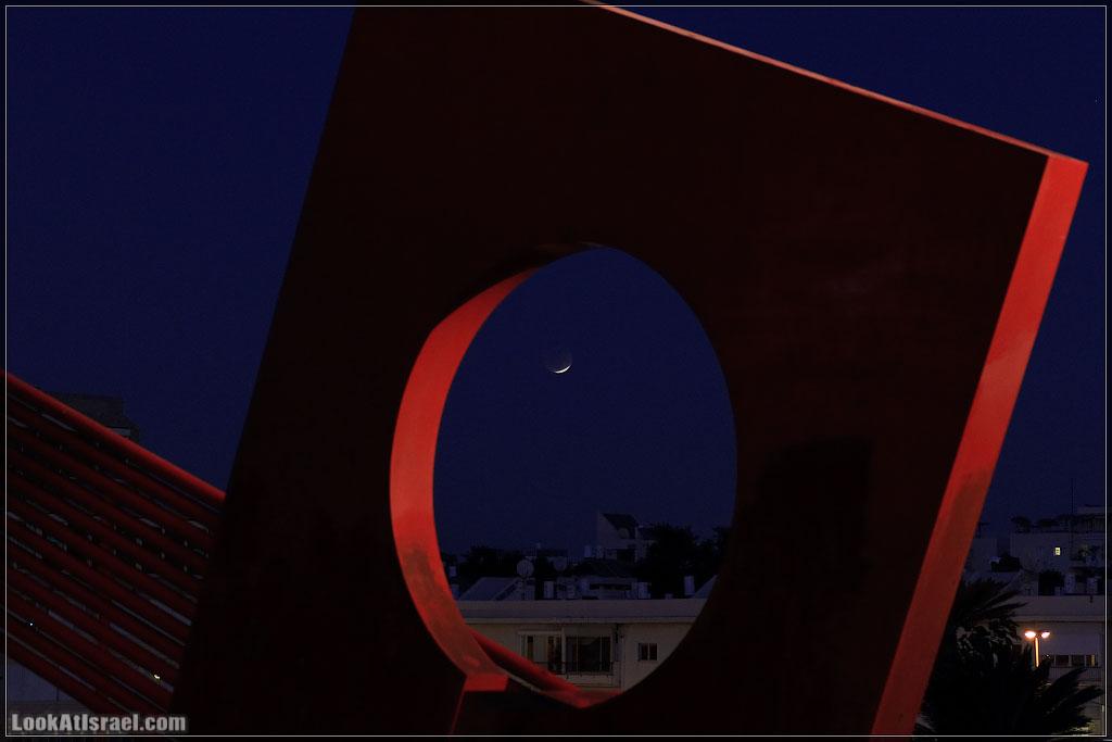 Лунное затмение | Lunar Eclipse | ליקוי ירח