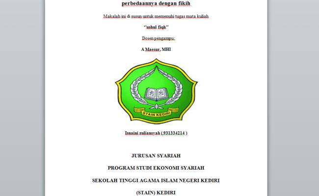Contoh Pendahuluan Makalah Ekonomi Islam Zen Rumah Cute766