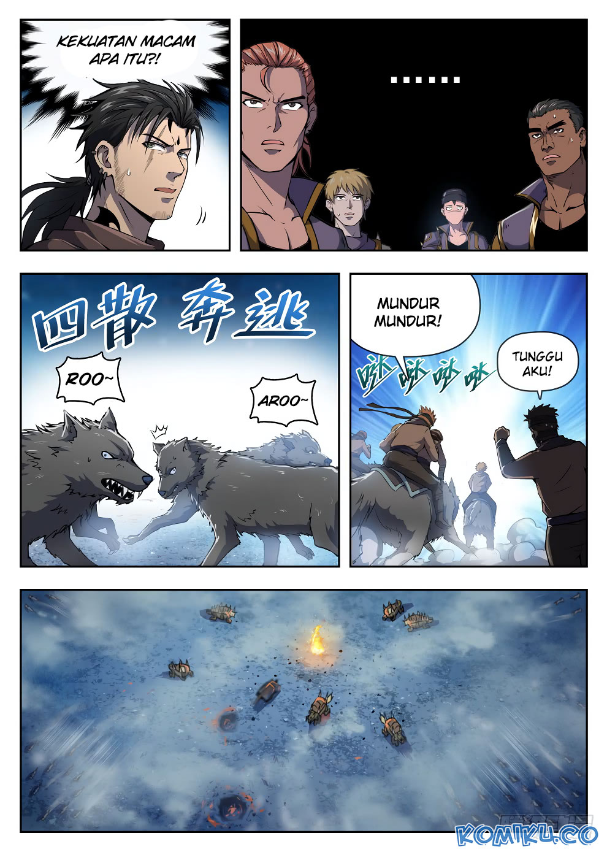 Manga Hunter Age Chapter 221 gambar ke-7