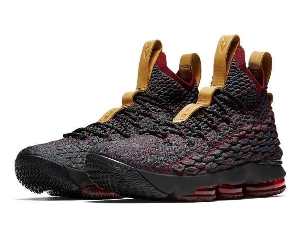 Nike LeBron 15 New Heights Updated Release Date NIKE