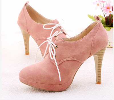 Eazy Fashion: Your One Stop Wholesale and Retail Fashion Shop | CARNATION PINK ANKLE BOOTS