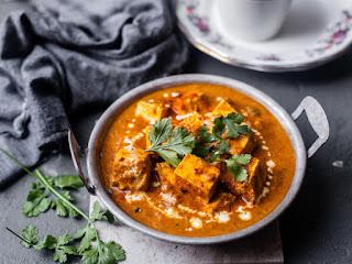Recipe for Paneer Tikka Masala