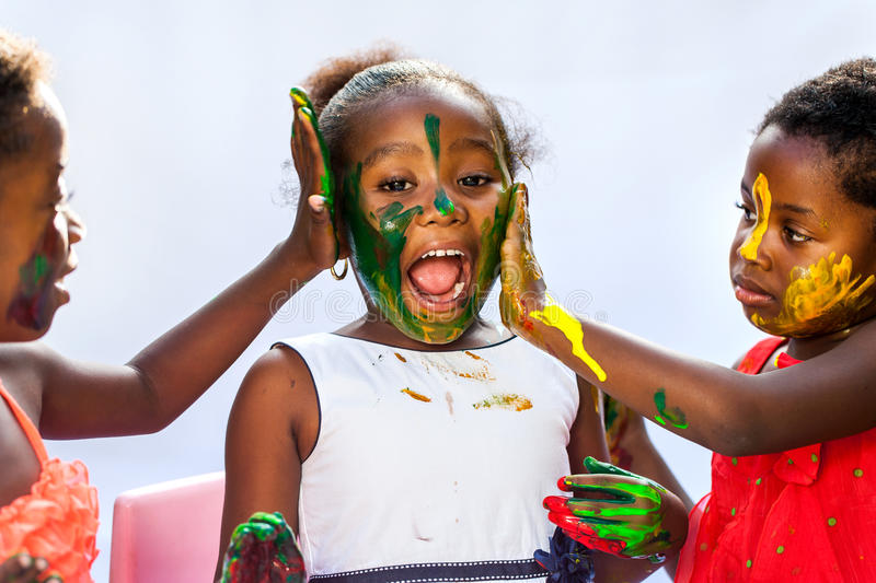 VERY CREATIVE FACE PAINTING IDEAS  FOR KIDS 1