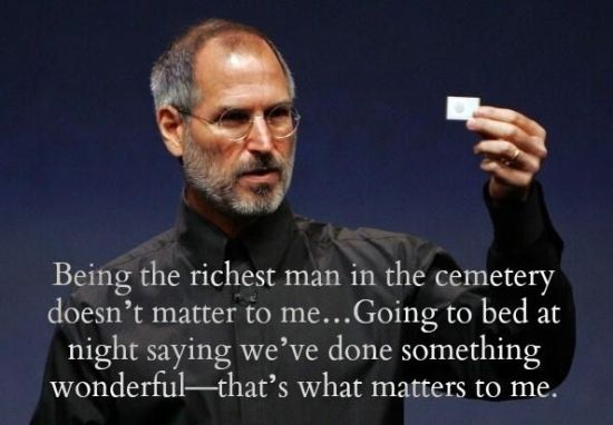 steve jobs quotes human resources