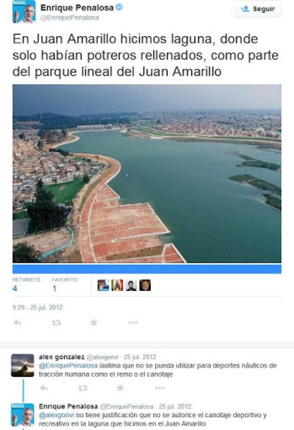 Tuit Enrique Peñalosa