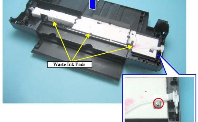How To Fix Epson L1800 Error Waste Ink Pad Counter Is Full Cute766