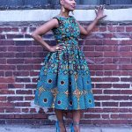 top style african dress designs 2017