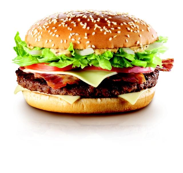Big Tasty with Bacon