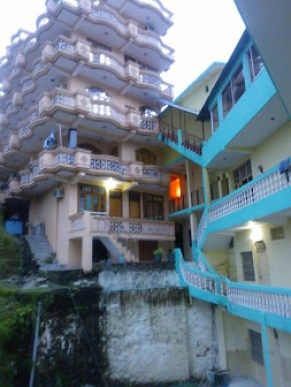 Our stay at Rishikesh