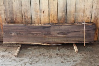 "397 Walnut -4 2 1/2"" x 28"" x 26"" Wide x 10' Long  Kiln Dried"