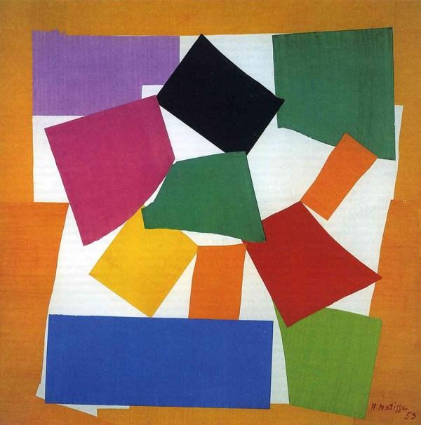 Testclod L'escargot Henri Matisse
