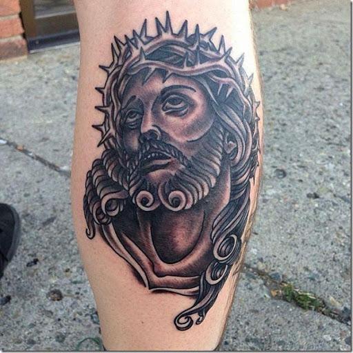 Tatuajes De Jesucristo Tatuajes247