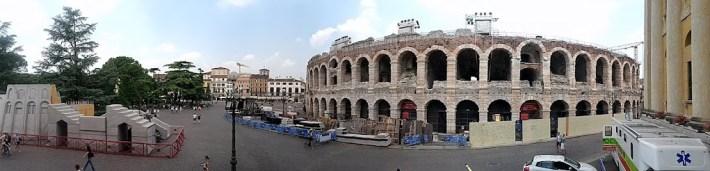 Anfiteatro Arena de Verona
