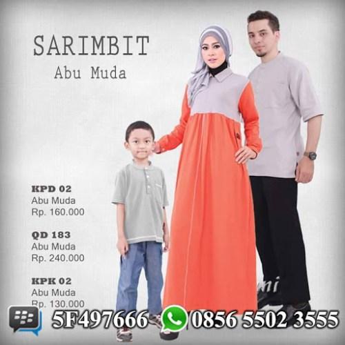 Baju Muslim Anak Qirani 2016