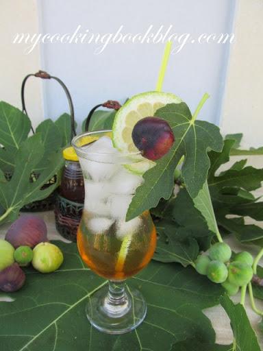 Сироп от смокинови листа