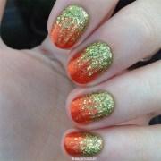 top thanksgiving nail art design
