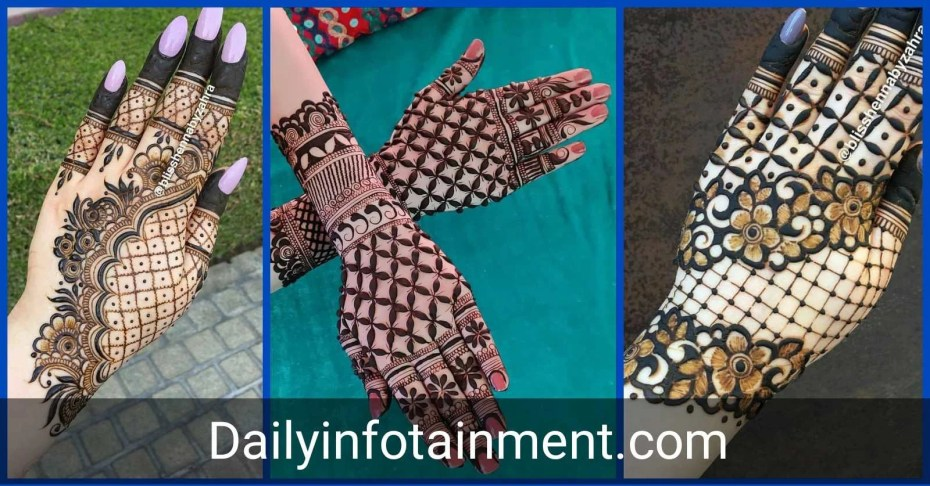 Beautiful Professional Mehndi Designs 2021 for Every Function