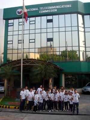 March 25: National Telecommunications Commission, Quezon City