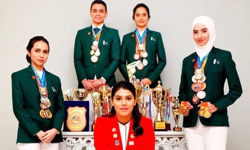 Pakistani girl Emma Alam won the Global Memory Championship 2020 in London