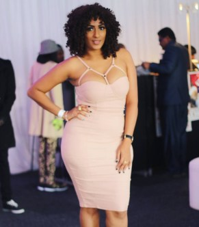 Juliet ibrahim (hottest female celebrities in Ghana)