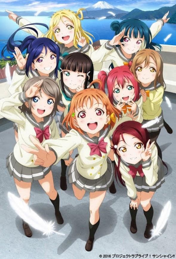 Love Live! Sunshine anime