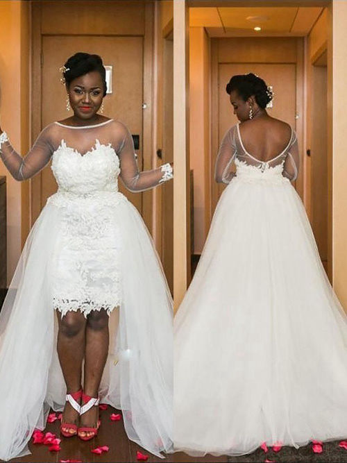 TRADITIONAL AFRICAN WEDDING DRESSES STYLES - Pretty 4