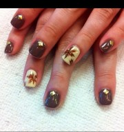 creative nail design shellac colors