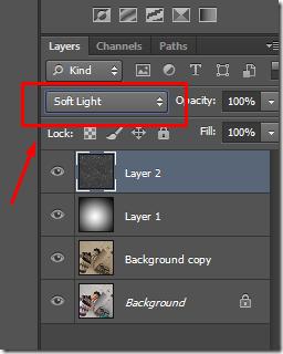teknik mudah membuat efek foto lama jadul
