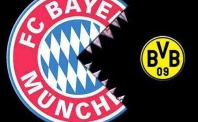 Franzhuber23 Fc Bayern Vs Bvb Borussia Dortmund