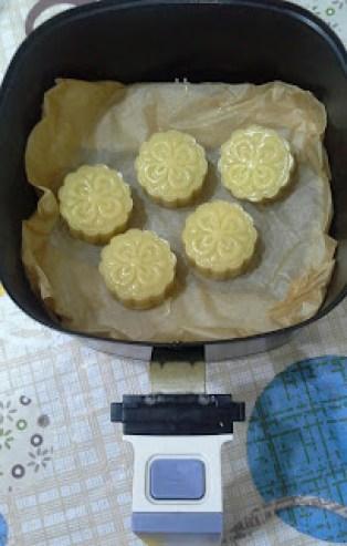 mooncake airfryer recipe