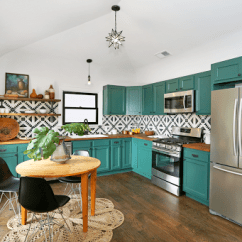 Cement Tile Kitchen Aid Immersion Blender Cote De Texas Tiles Dos Don Ts One Of The Best Looking Is Tulum From Co Again A Remodeled Stucco Look Wood Shelves An Accent Color Elements That