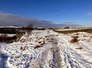 Froggatt Edge Path