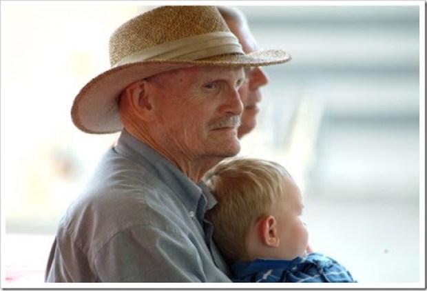 Grandpa & JitterBug