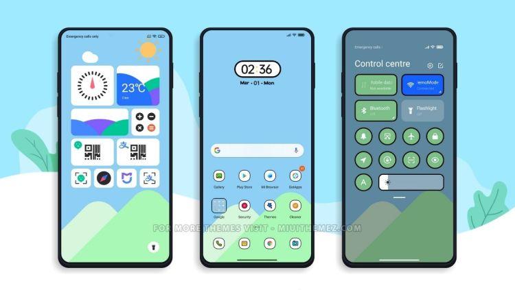 [HERUNTERLADEN] : Polycap MIUI Theme für einen anderen Look auf Ihren Xiaomi-Geräten