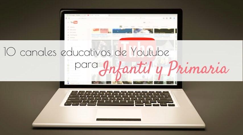 canales de youtube educativos