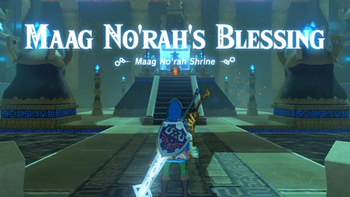BlessingShrine