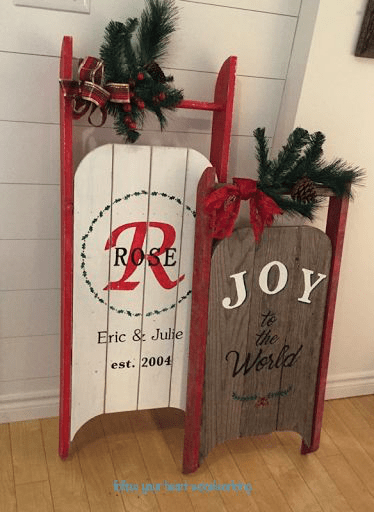 Woodworking Christmas Decorations
