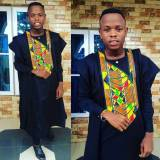 Trendy Agbada Inspiration for Men 2017