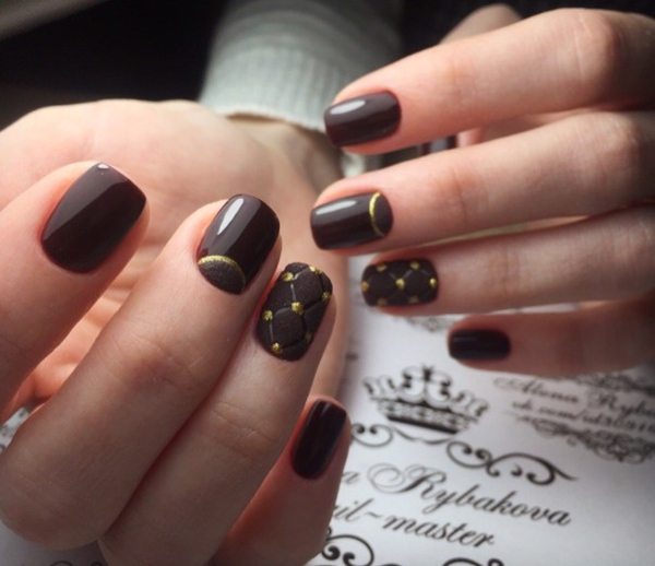 LOVELY NAIL ART IDEAS AND DESIGNS - Reny styles