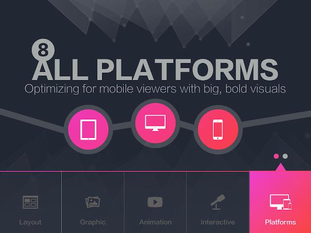 簡報設計: 跨平台設計