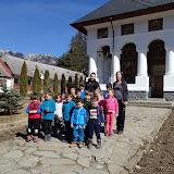 La Manastirea Cheia
