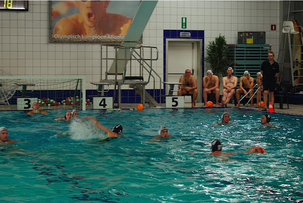 Waterpolo Spillebad Roeselare