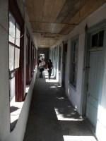 Manisa Akhisar oteli koridorları