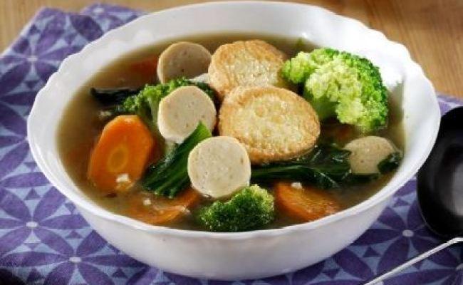 Resep Sapo Tahu Vegetarian Sederhana Enak Resep Masakan Sehari Hari Terbaru Resep Kuini