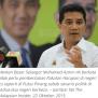 Pakatan Harapan Tidak Perlu Di Selangor Kata Azmin