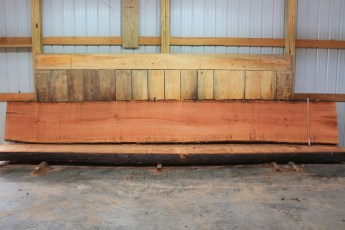 Cherry 330-6  Length 20', Max Width (inches) 30 Min Width (inches) 29 Thickness 10/4  Notes : Kiln Dried